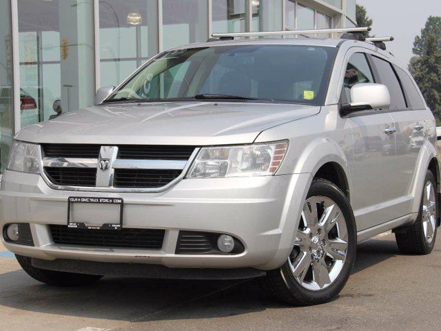 2010 DODGE JOURNEY R/T 4dr All-wheel Drive in Kamloops, British Columbia