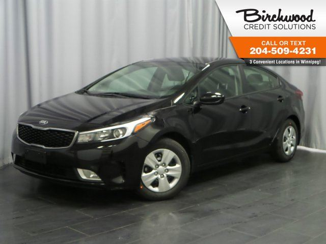 2017 KIA FORTE LX in Winnipeg, Manitoba