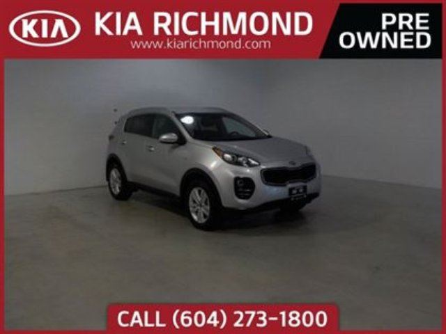 2017 KIA SPORTAGE LX AWD in Richmond, British Columbia
