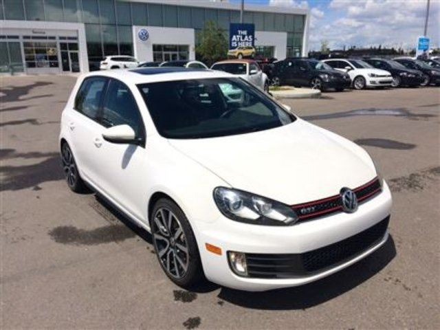 2012 VOLKSWAGEN Golf GTI 5-Door (A6) in Calgary, Alberta
