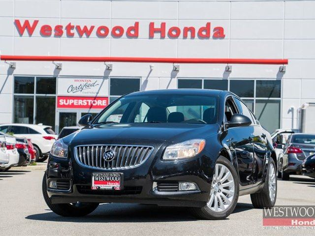 2011 BUICK REGAL CXL in Port Moody, British Columbia