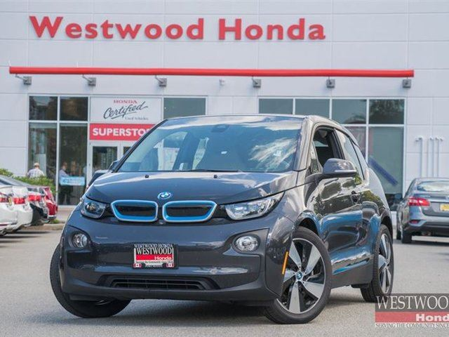 2014 BMW I3 Zero Emissions - Quick Charge in Port Moody, British Columbia