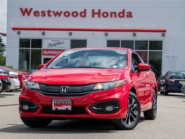 2015 Honda Civic EX in Port Moody, British Columbia