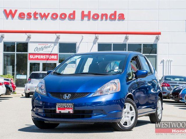 2013 Honda Fit LX in Port Moody, British Columbia