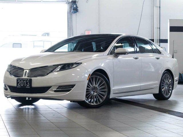 2013 LINCOLN MKZ 3.7 AWD Reserve Equipment Package in Kelowna, British Columbia