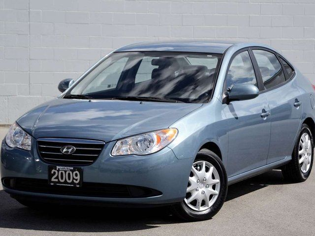 2009 HYUNDAI ELANTRA GL W/Comfort Package in Kelowna, British Columbia