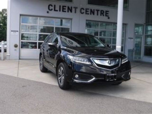 2017 ACURA RDX Elite * Ex-Demo* in Coquitlam, British Columbia