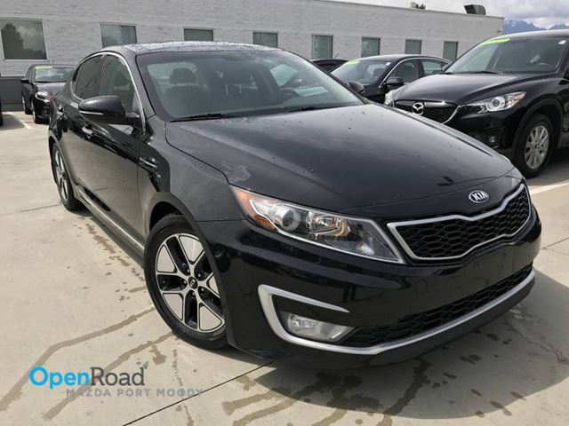 2013 KIA OPTIMA Hybrid A/T No Accident One Owner Local Bluetoot in Port Moody, British Columbia