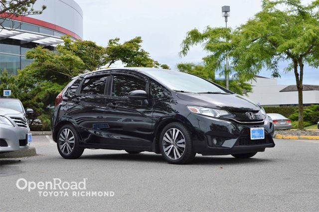 2015 Honda Fit EX in Richmond, British Columbia