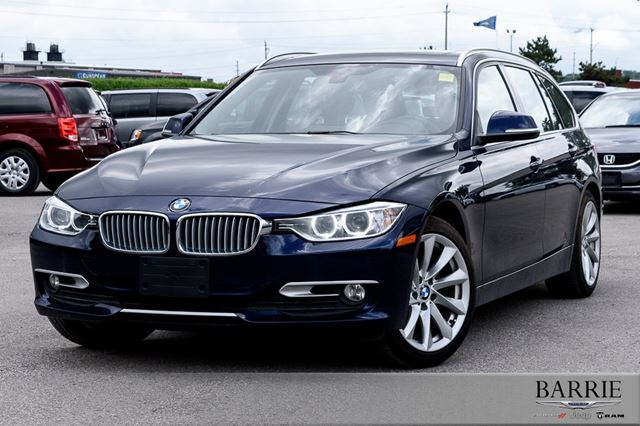 2014 BMW 328D XDRIVE xDrive Touring ***DIESEL*** in Barrie, Ontario