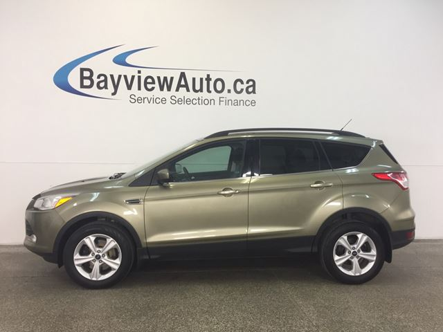 2014 FORD ESCAPE SE - AWD! ECOBOOST! HEATED SEATS! SYNC! CRUISE! in Belleville, Ontario