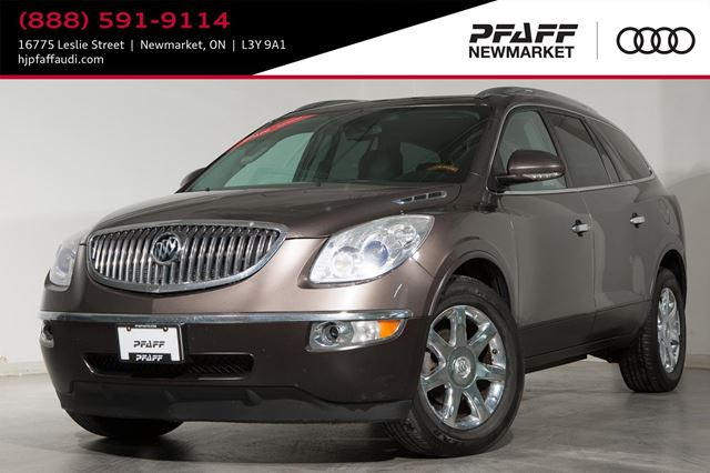 2008 BUICK ENCLAVE CXL ONE OWNER, ACCIDENT FREE! in Newmarket, Ontario