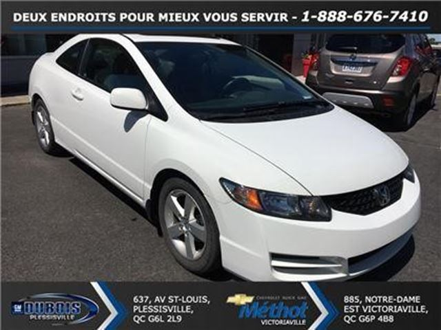 2010 Honda Civic LX in Plessisville, Quebec