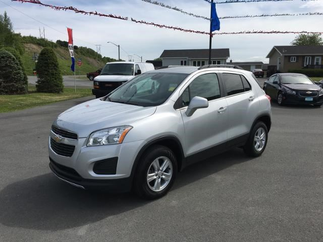 2015 CHEVROLET TRAX LT in Campbellton, New Brunswick