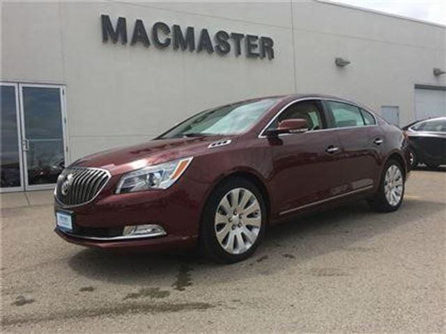 2015 BUICK LACROSSE Leather in Orangeville, Ontario