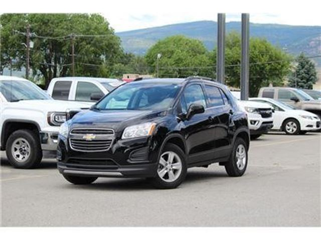 2016 Chevrolet Trax LT in Penticton, British Columbia