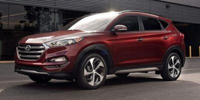 2016 HYUNDAI TUCSON Luxury in Penticton, British Columbia