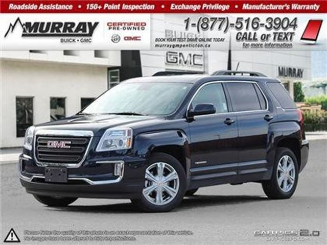 2017 GMC Terrain SLE in Penticton, British Columbia