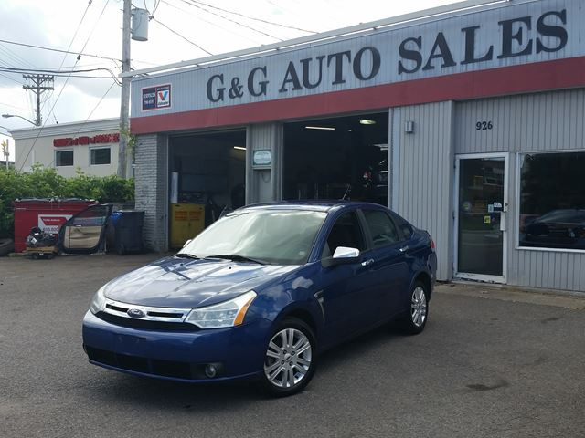 2009 Ford Focus SEL in Ottawa, Ontario
