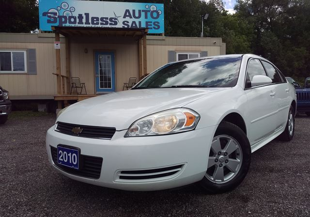 2010 Chevrolet Impala LT in Whitby, Ontario