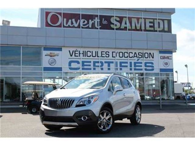 2016 Buick Encore 4X4 TOIT OUVRANT+NAVIGATION in Montreal, Quebec