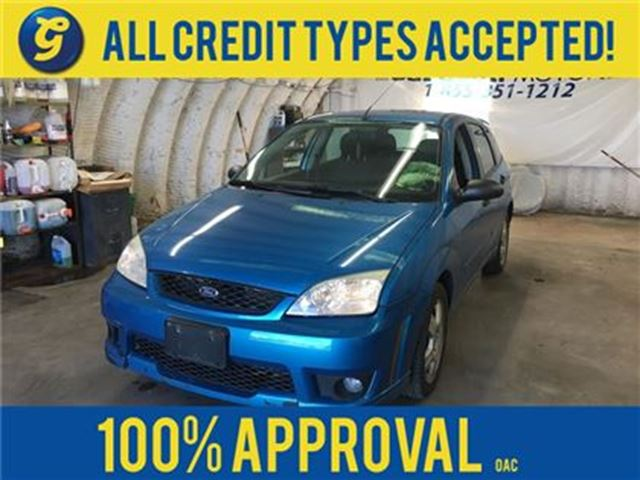 2007 Ford Focus SES*****AS IS CONDITION AND APPEARANCE****POWER SU in Cambridge, Ontario