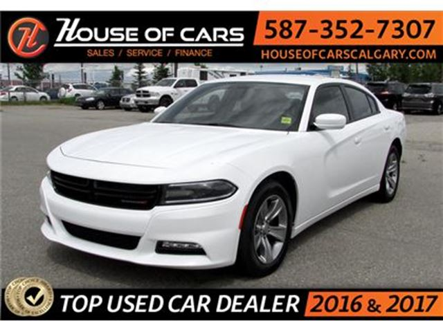2015 Dodge Charger SXT / Bluettoth in Calgary, Alberta