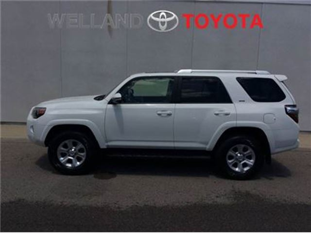 2016 Toyota 4Runner SR5 in Welland, Ontario