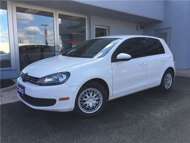 2013 Volkswagen Golf Highline in Simcoe, Ontario