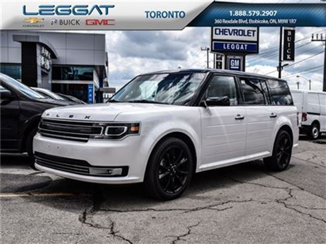 2017 FORD FLEX Limited in Rexdale, Ontario