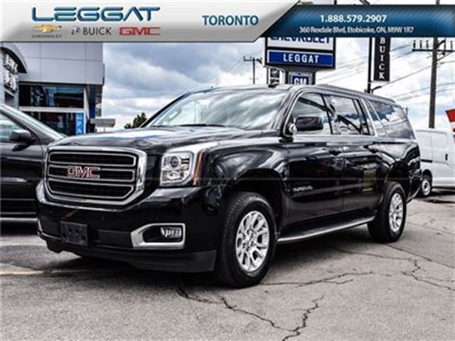 2017 gmc yukon xl sle perfect people mover rexdale ontario car for sale 2810634. Black Bedroom Furniture Sets. Home Design Ideas