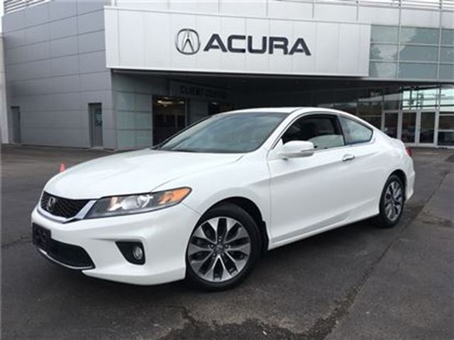 2013 Honda Accord EX-L   NAVI   ONLY67000KMS   LEATHER   ROOF   AUTO in Burlington, Ontario