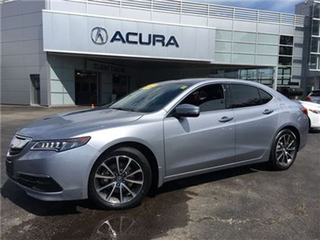 2015 acura tlx tech awd tint spoiler only49000kms. Black Bedroom Furniture Sets. Home Design Ideas