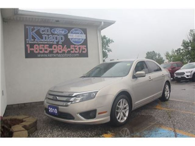 2010 Ford Fusion SEL 2.5L I4 in Essex, Ontario