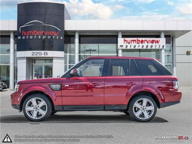 2013 land rover range rover sport hse luxury v8 mississauga ontario car for sale 2810064. Black Bedroom Furniture Sets. Home Design Ideas