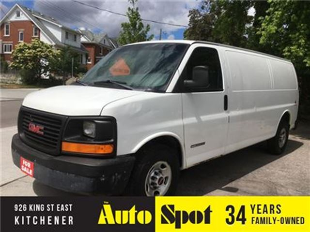 2004 GMC SAVANA WELL MAINTAINED in Kitchener, Ontario