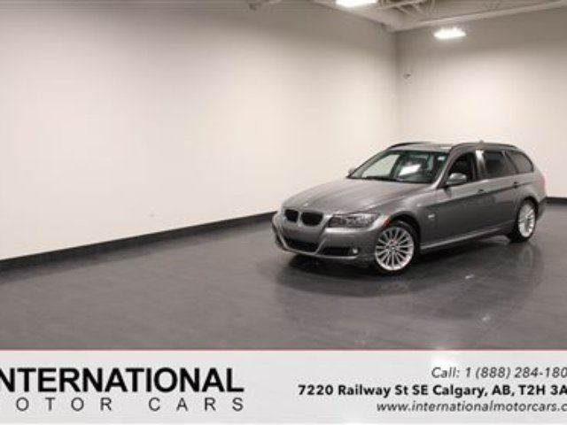 2011 BMW 3 SERIES 328 i XI WAGON! BLOWOUT PRICING! in Calgary, Alberta