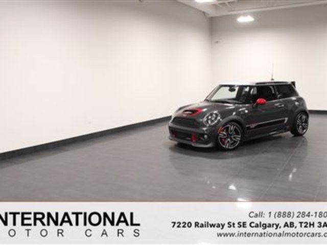 2013 MINI COOPER S GRAND PRIX! BLOWOUT PRICING! in Calgary, Alberta