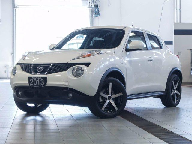 2013 NISSAN JUKE SL AWD in Kelowna, British Columbia