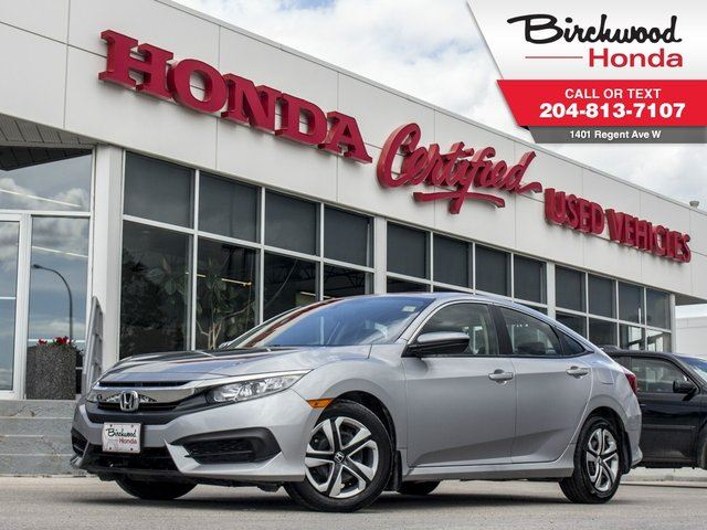 2016 Honda Civic LX in Winnipeg, Manitoba