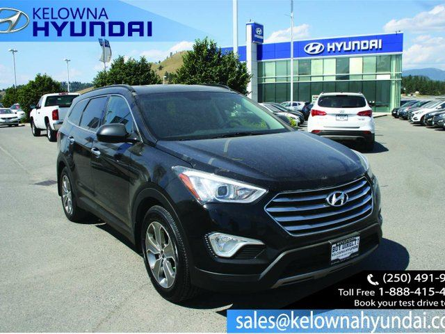 2013 HYUNDAI SANTA FE Premium 4dr All-wheel Drive in Kelowna, British Columbia