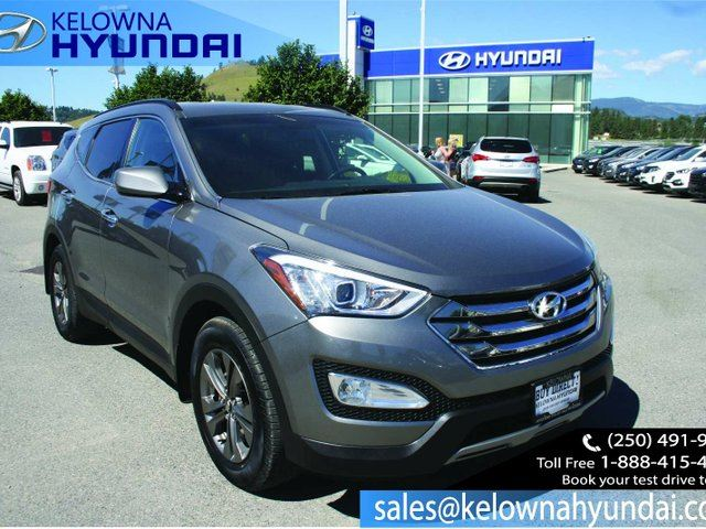 2013 HYUNDAI SANTA FE 2.0T Premium 4dr All-wheel Drive in Kelowna, British Columbia