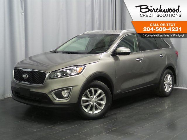 2016 KIA SORENTO 2.4L LX AWD AND BRAND NEW TIRES!!! in Winnipeg, Manitoba