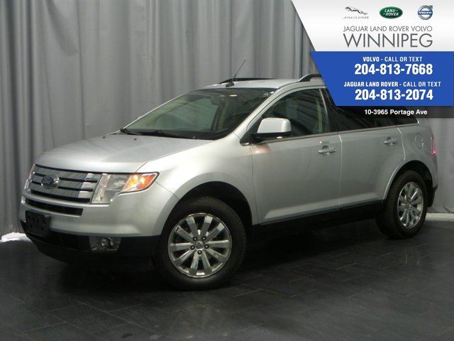 2010 FORD EDGE Limited *LOCAL ONE OWNER TRADE* in Winnipeg, Manitoba