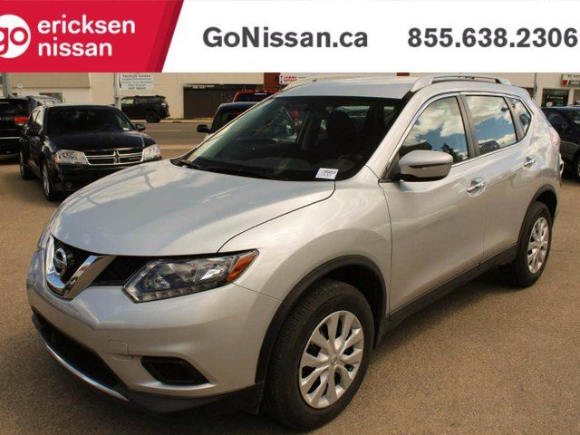2016 NISSAN ROGUE S 4dr All-wheel Drive in Edmonton, Alberta