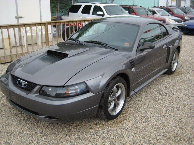 2004 Ford Mustang GT 2dr Coupe in Edmonton, Alberta