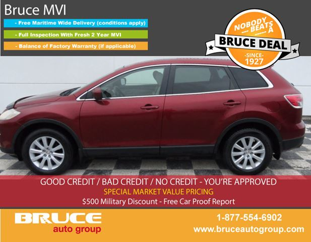 2007 Mazda CX-9 GS 3.5L 6 CYL AUTOMATIC AWD in Middleton, Nova Scotia