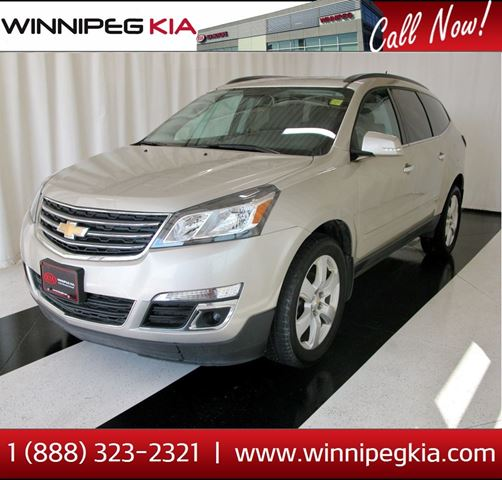 2016 CHEVROLET TRAVERSE LT 1LT in Winnipeg, Manitoba