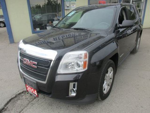 2014 GMC TERRAIN POWER EQUIPPED SLE-1 MODEL 5 PASSENGER 2.4L - E in Bradford, Ontario