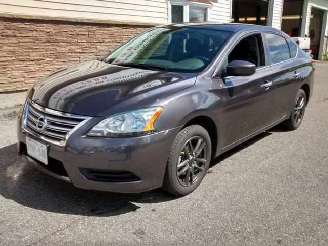 2015 nissan sentra sv ottawa ontario car for sale 2810034. Black Bedroom Furniture Sets. Home Design Ideas